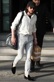 キットハリントンの性格は意外と??髪型とセット方!カッコいい筋肉や私服の画像!